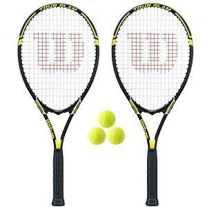 wilson tennismailat